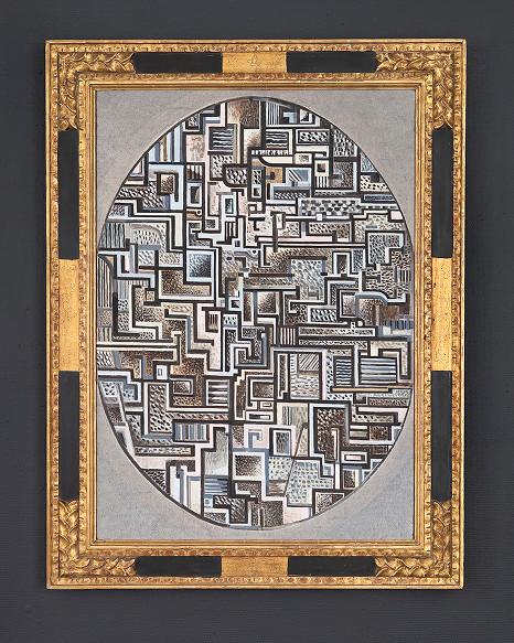 Oil on wood, 125x95.5 cm, 2010/2012