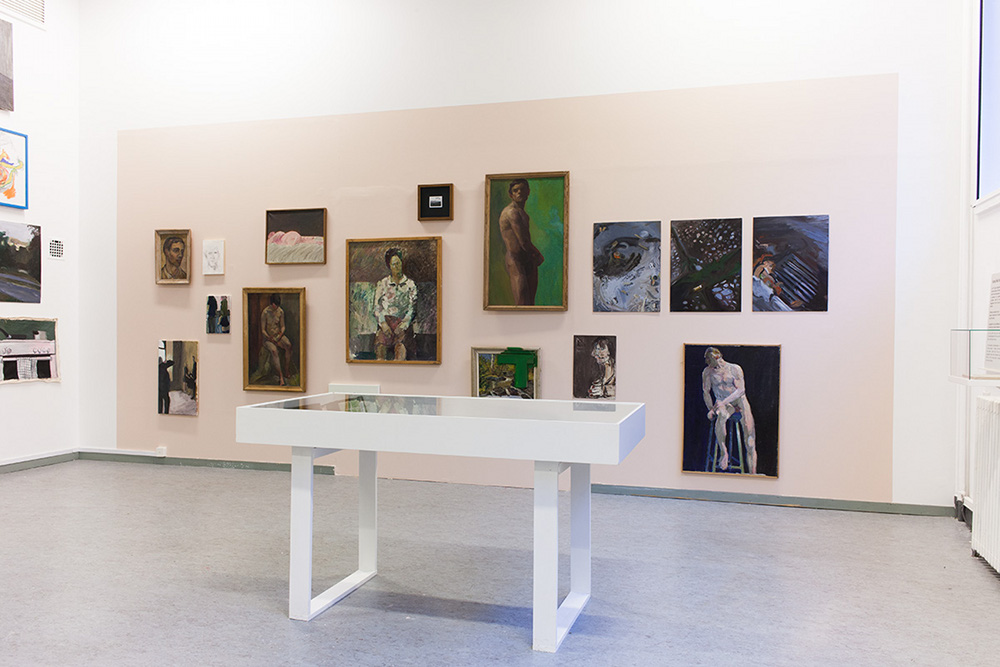 Kunstnernes Hus, Oslo 2013