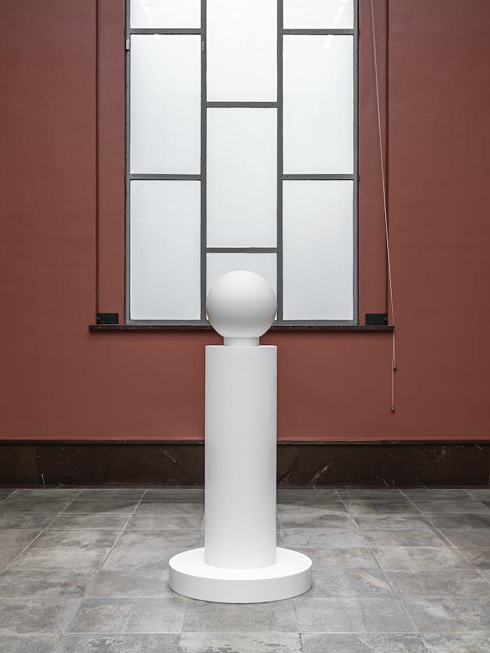 The Urn Monument (Plaster 1:1)